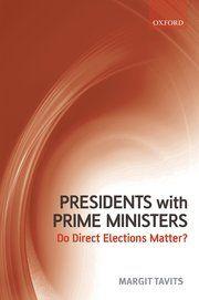 Margit Tavits compared indirectly elected presidents with figurehead directly elected presidents