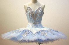 light blue russian bodice