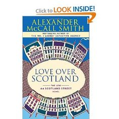Love Over Scotland. This is such a good author with a very understated and intellectual humor. :)