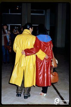 Fashion show Kenzo autumn/winter 1977