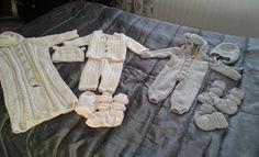 Sukista tumppuihin: Baby neuleita My Works, Little Ones, Knitting, Baby, Fashion, Moda, Tricot, Fashion Styles, Breien