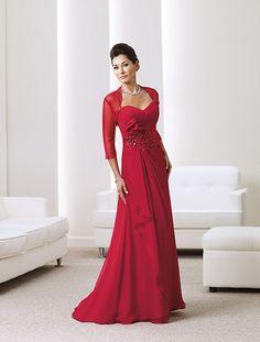 211923 Mon Cheri Montage Mother's Dress 211923#wedding #dress