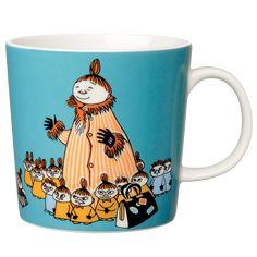 Moomin Mug Mymbles Mother Arabia Finland Branded Mugs, Moomin Mugs, Tove Jansson, Pour Over Coffee Maker, Insulated Mugs, Soup Mugs, Mom Mug, Map Design, Little My