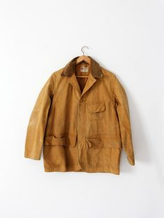 vintage 1930s Duxbak hunting coat - 86 Vintage