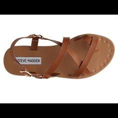 Steve Madden Kriista Sandals Brand new never worn! got as a gift Steve Madden Shoes Sandals