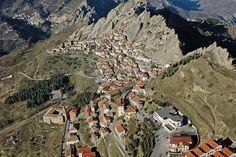 pietrapertosa by Discover Basilicata, via Flickr