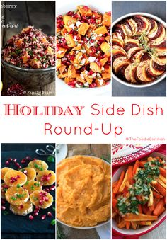 Friday Foodie Dietitian Favorites – my faves for the week – recipes, mindfulness, and inspiration. And this week, tis the season for a holiday side dish round-up! | @TheFoodieDietitian