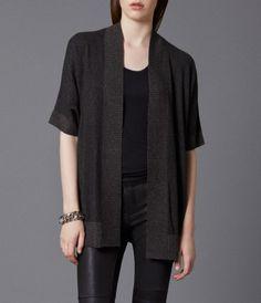 Rosiere Cardigan, Women, Knitwear, AllSaints Spitalfields