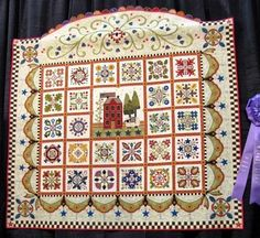 A Letter Bit of Baltimore - QuiltingHub - Forums - General - Quilt Project Show & Tell