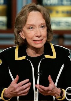 """Doris Kearns Goodwin. Author of """"The Bully Pulpit: Theodore Roosevelt, William Howard Taft, and the Golden Age of Journalism"""""""