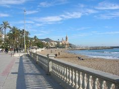 sitges spain | Live Weather Report in Sitges