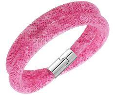 Stardust Pink Double Bracelet