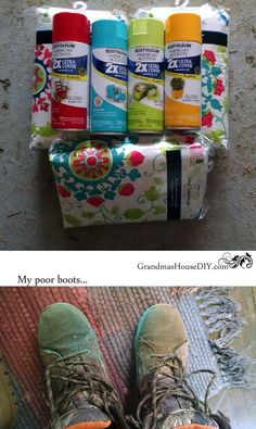 DIY Sun Loungers Out of Old Goose Hunting Chairs!