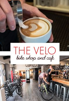 Our friends at Bite Magazine explore The Velo Bike Shop and Cafe, a downtown coffee spot and cycling store, over on our blog.