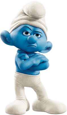 png   Image - Movie Grouchy Smurf.png - Smurfs Wiki