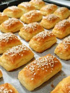 Brze štanglice sa sirom Egg Free Recipes, Sweet Recipes, Cookie Recipes, Dessert Recipes, Desserts, Bosnian Recipes, Croatian Recipes, Bakery Recipes, Kitchen Recipes