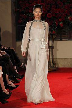 Modest gown for Margaery, Alberta Ferretti