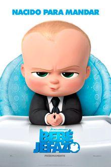 """""""El bebé jefazo"""" diviértete con su primer tráiler"""