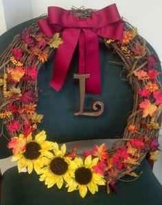 another cute wreath idea