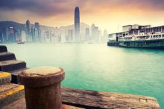 Victoria Harbour by Marcus Beard on 500px