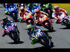 MotoGP 2016 Round 04 SPAIN #SpanishGP FULL RACE - Valentino Rossi Winner - YouTube