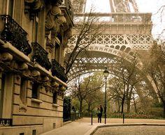 Paris. Love this shot.
