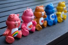 Care Bears Poseables