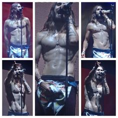 Jared Leto sexy and hot