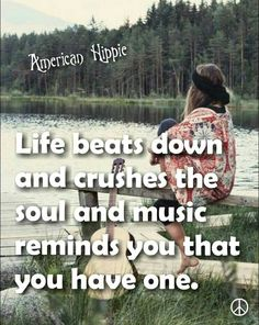 ☮ American Hippie ☮ Music