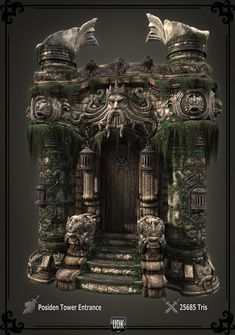 The Art of Brian Trochim - Environment Artist -