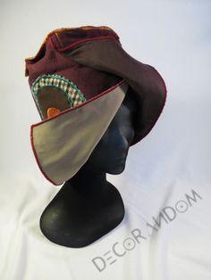 cappello c2 hat always right di decorandom su Etsy