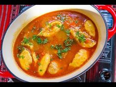 I have two good reasons to call this dish the best Romanian chicken paprikash. Because it's my grandmother's recipe, and because it really is the best. Scottish Recipes, Hungarian Recipes, Turkish Recipes, Romanian Recipes, Ethnic Recipes, Vegetarian Recipes, Cooking Recipes, Healthy Recipes, Healthy Food