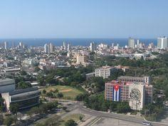 Jose Marti, Building Concept, Havana, San Francisco Skyline, Cuba, Architecture, Travel, Arquitetura, Viajes