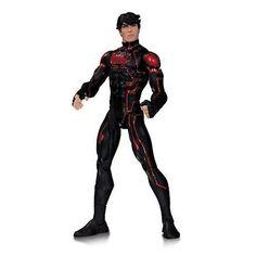 DC Comics New - 52 Teen Titans Superboy Action Figure. Diamond Select Toys