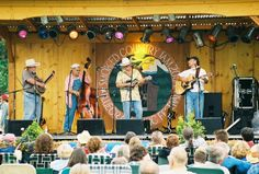 """2004 - The """"Original"""" Smoked Country Jam band; John, Eric, Rob & Mike. Thanks for then & now!"""