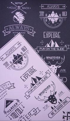 Typography - Logos