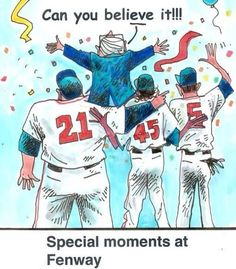 Red Sox Hall of Fame 2014
