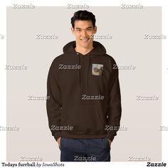 Todays furrball hoodie