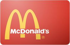 Get a $50 McDonald's Arch Card! Get McDonald's breakfast on us. Participation required.