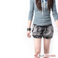 Hot Fashion Knickerbockers Shorts for Women on BuyTrends.com, only price $5.00
