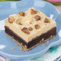 peanut lover's brownies