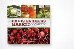 San Francisco Chronicle features Davis Farmers Market Cookbook.