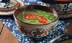 Caldo verde - A quick guide to Portuguese cuisine Via The Guardian Theres more to Portugals rich culinary heritage than piri-piri chicken, says top chef Luis Baena, who hopes to convert Britain to his countrys food