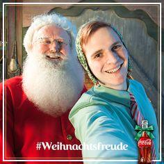 #Weihnachtsfreude geht so einfach: Schenkt euren Liebsten etwas Zeit mit euch. Santa freut sich über viele geteilte Momente!