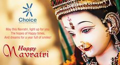 ‪#‎ChoiceGroup‬ wishes everyone Happy ‪#‎Navratri‬