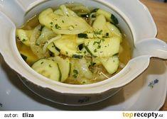 Cukety na sladkokyselo s curry recept - TopRecepty.cz