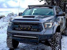 Toyota – One Stop Classic Car News & Tips Toyota Tundra Lifted, Toyota Tundra Crewmax, 2014 Toyota Tundra, Toyota Hilux, Toyota Tacoma, Toyota Trucks, Lifted Ford Trucks, Pickup Trucks, Custom Tundra