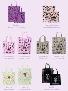 Fifi bag by Laduree: