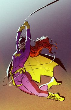 Batgirl by Julepart