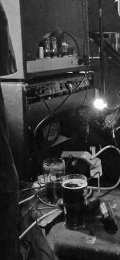 The Butchers Blues Band, Neptune pub, Hove, U. Old Steam Train, Blue Band, Music Bands, Drums, Black And White, Photos, Black White, Blanco Y Negro, Pictures